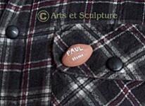 boutonnieres, broches, sujets décoratifs personnalisés - Arts et Sculpture: sculpteur, artisan d'art