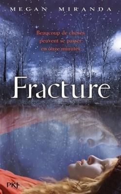 Couverture de Fracture, Tome 1 : Fracture