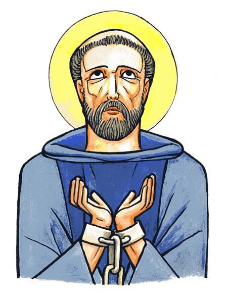 Bienheureux Arnaud, Abbé de Sainte-Justine de Padoue († 1255)