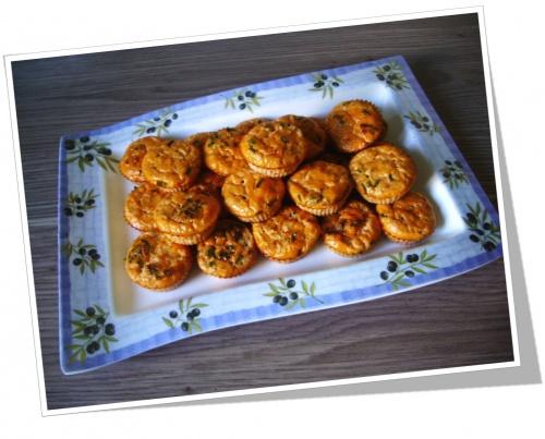 Bouchées thon/tomate