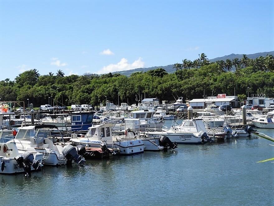 Ste-Marie et son Port 2/5 (Réunion)