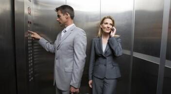 Mes rencontres dans les ascenseurs (1)