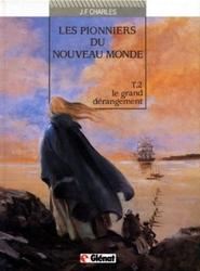 [Les Pionniers du Nouveau Monde tome 2