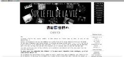"""""""Sur le fil de la vie"""" by ~Lou~"""