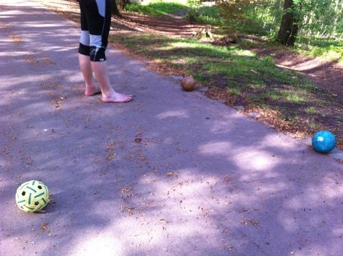 Animation barefoot - TrailBall... alors ?