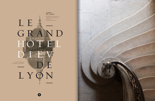 Le Grand Hôtel Dieu de Lyon - Ombline d'Aboville