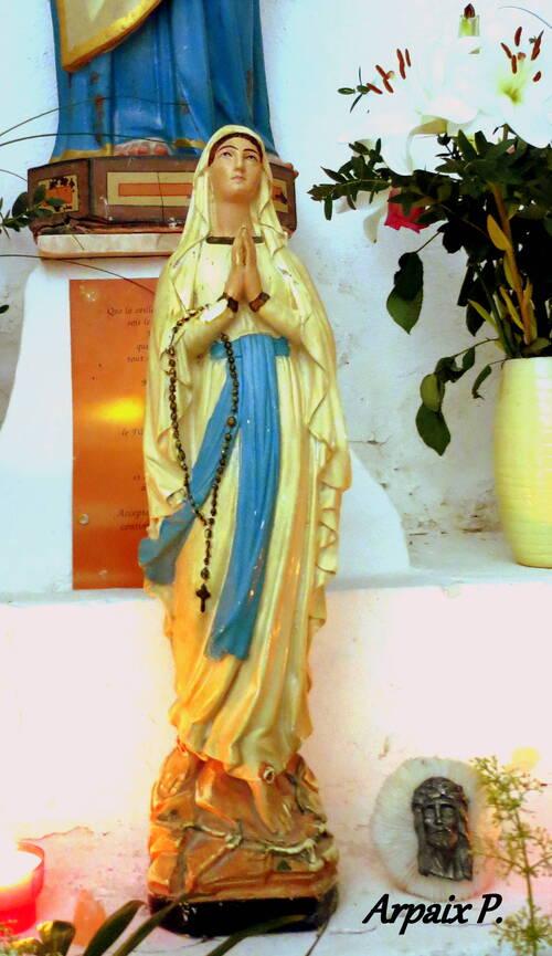 Chappelle Saint Michel ....Opoul Périllos