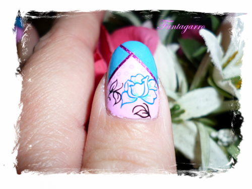 Pas à pas Nail art Printemps E-book