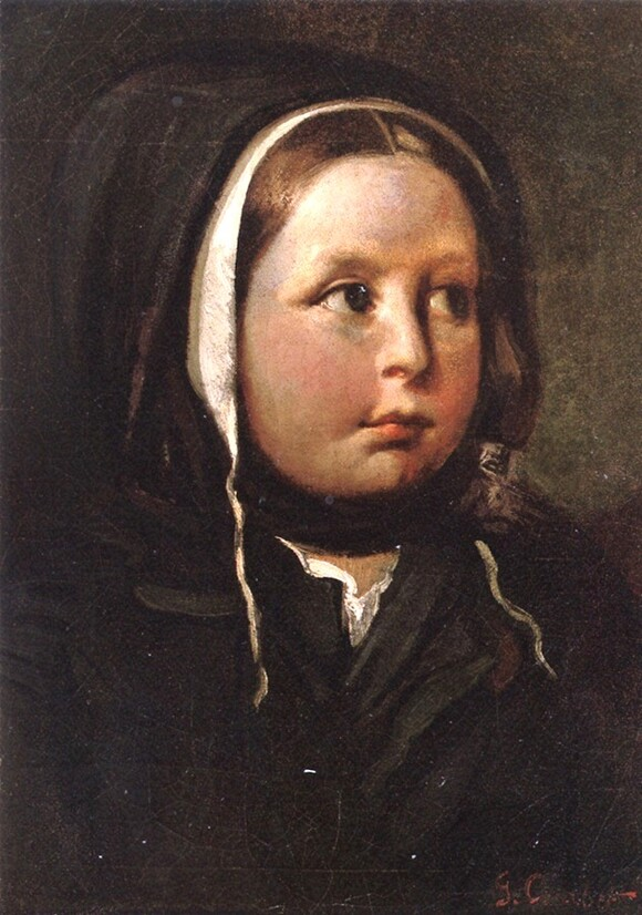 5-Courbet ,le portraitiste (1)