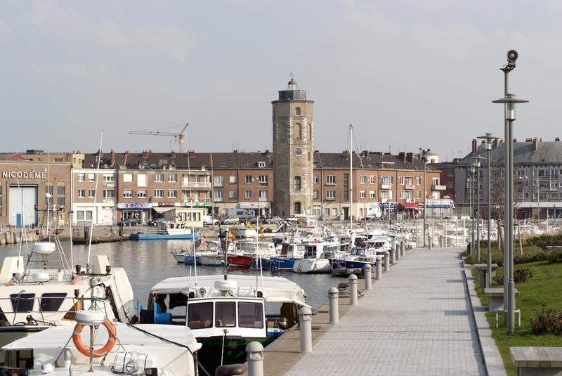 Plaisance à Dunkerque...