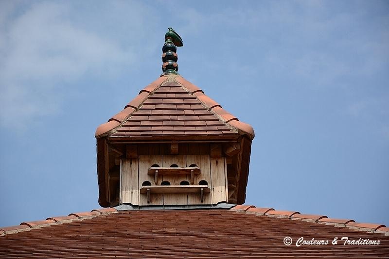 Les pigeonniers du Tarn