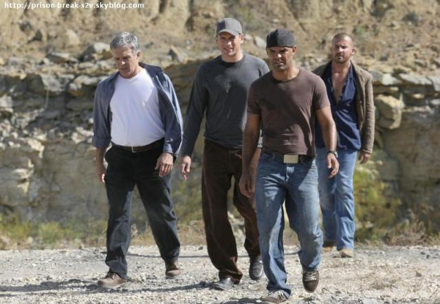 Prison Break Saison 2 Episode 12