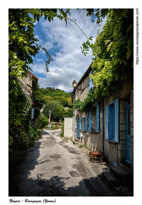 Virée Icaunaise autour des vallées du Serein et Armançon