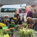 Exposition des jardins ouvriers à Bargteheide