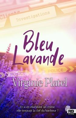 Bleu lavande   de Virginie Platel