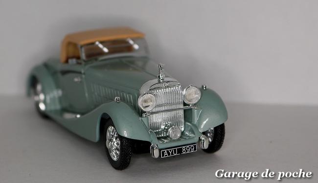 Hispano Suiza J12 cabriolet 1936