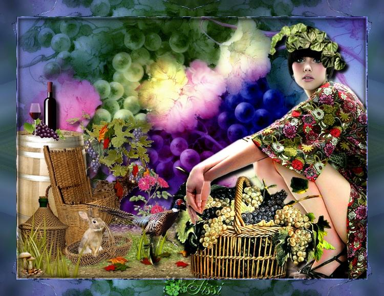 * Vendanges 2016 * Atelier de Babouchka *