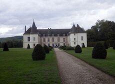 Le château de Condé-en-Brie