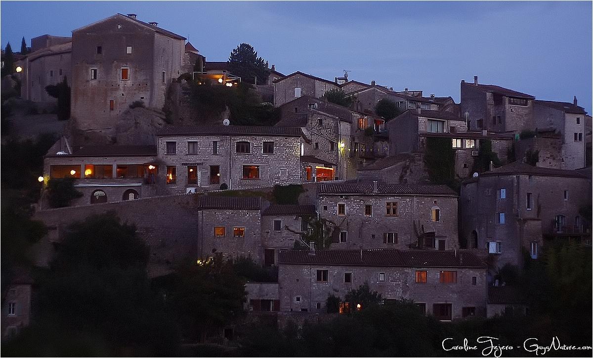 Balazuc, Ardèche
