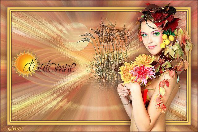 FAU0021 - Tube femme automne