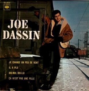 Joe Dassin, 1965 premier 45 tours