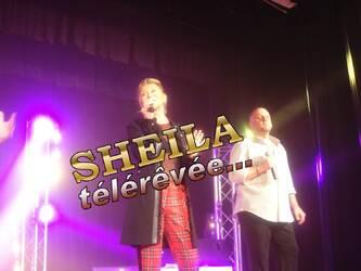 23 novembre 2013 : Sheila à Marseille