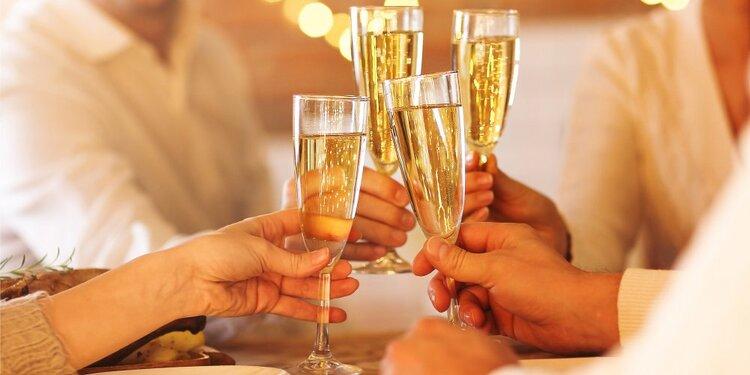 Aujourd'hui Champagne!