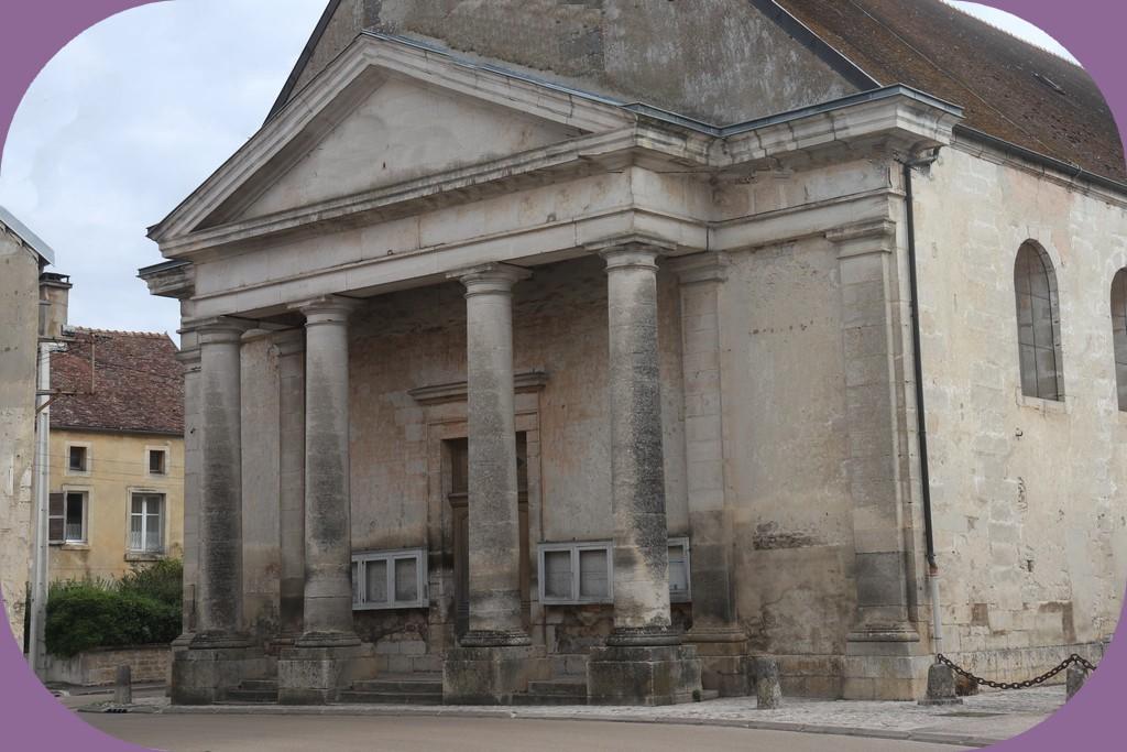 VANVEY (CÔTE D'OR) L'ÉGLISE