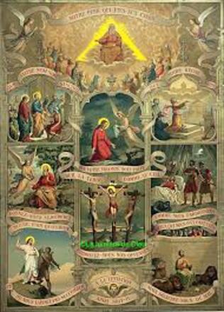 Catéchisme : L'oraison dominicale