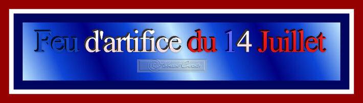 Spécial Fête Nationale - Preview tubes WordArt Tableau 04