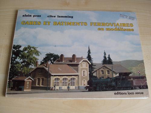 Gares et Bâtiments ferroviaires en modélisme