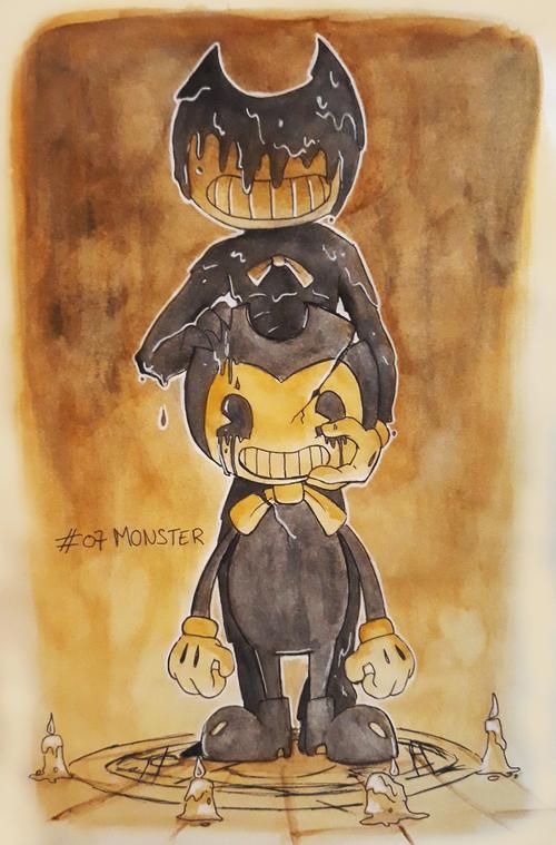 The Ink Demonth 2019 - Jour 6 à 10