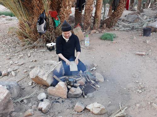Abdel attise le feu