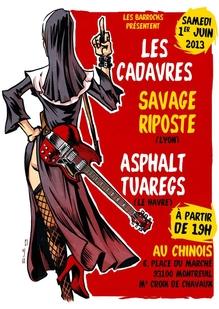 Concert à Montreuil - Le 1er juin 2013