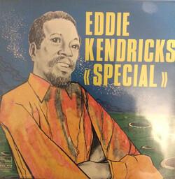Eddie Kendricks - Special - Complete LP