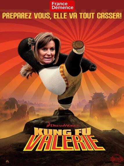 Valérie Kung Fu