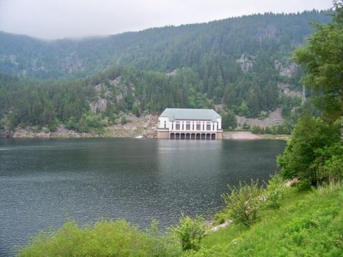 Lac Noir, lac Blanc, lac des truites