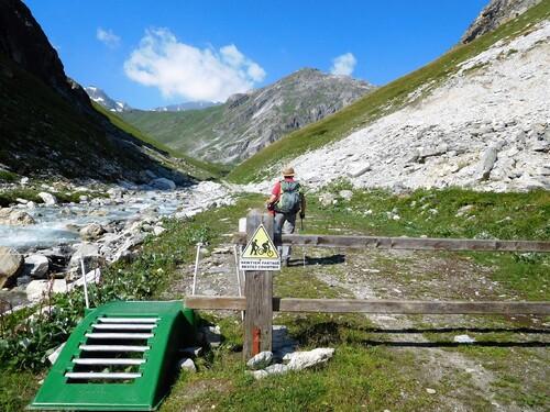 25/07/2018 Tour du mont Roup Val d'Isère Vanoise 73 Savoie France