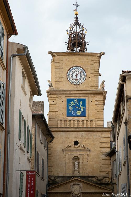 Salon de Provence : Trop court...