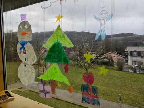 Astuce pour décorer ses fenêtre à la peinture