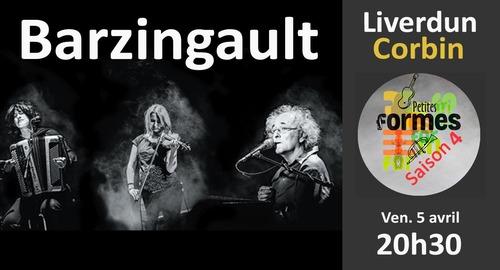 Barzingault vendredi 5 avril
