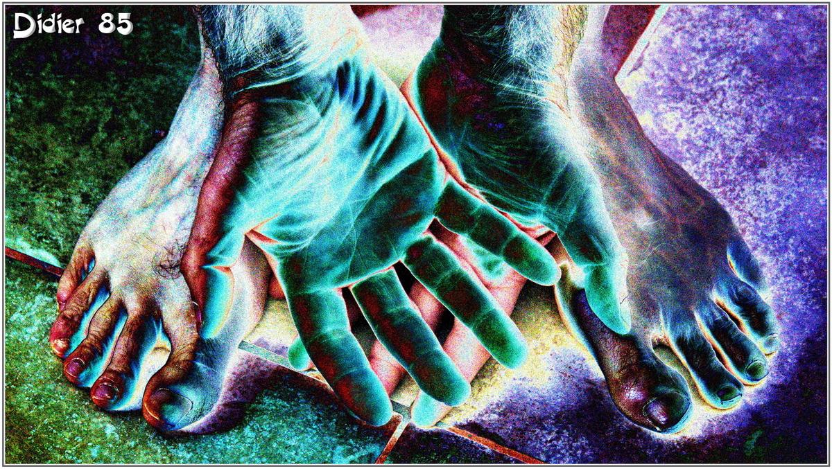 Création (4) - Doigts