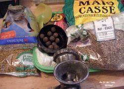 mix feeder maison