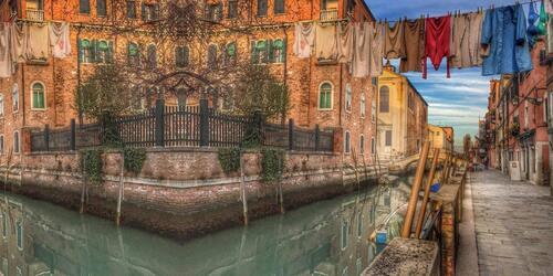 voyage à Venise !