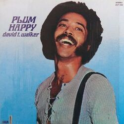 David T. Walker - Plum Happy - Complete LP