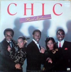 Chic - Real People - Complete LP