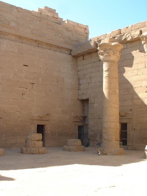 Beaux temples sur le lac Nasser (photos)