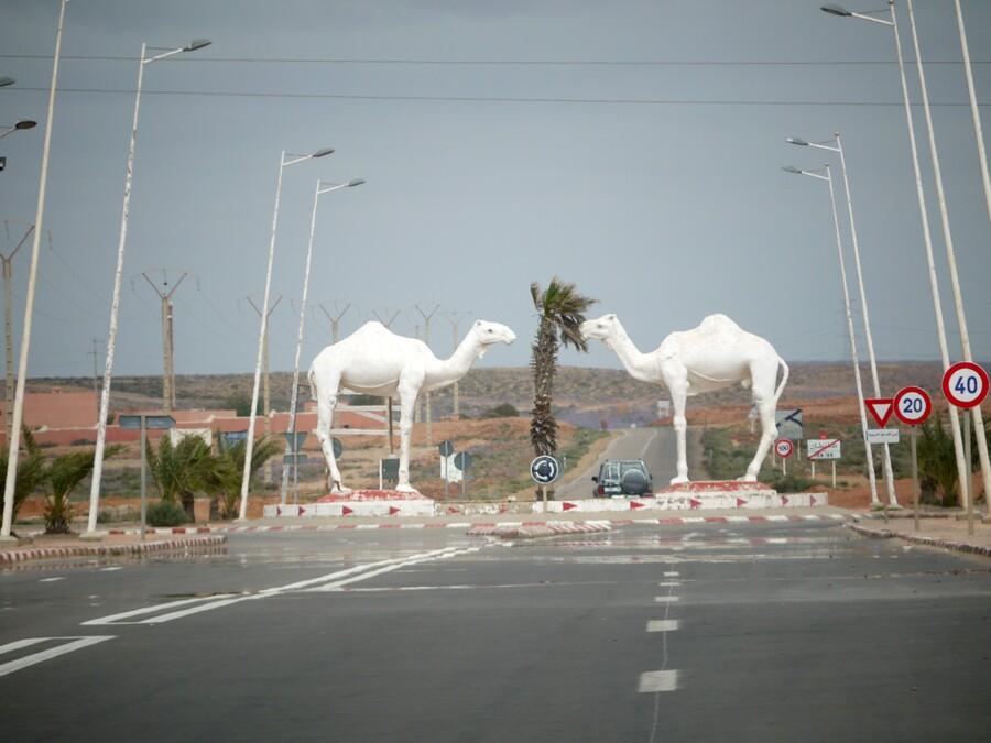 Tan Tan - Foum Draa - El ouatia