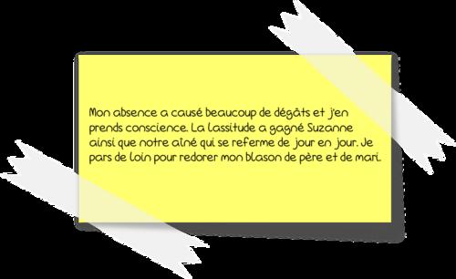 Dernière escale - Sandra Martineau