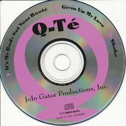 Q-TE - Q-TE (EP PROMO 1993)